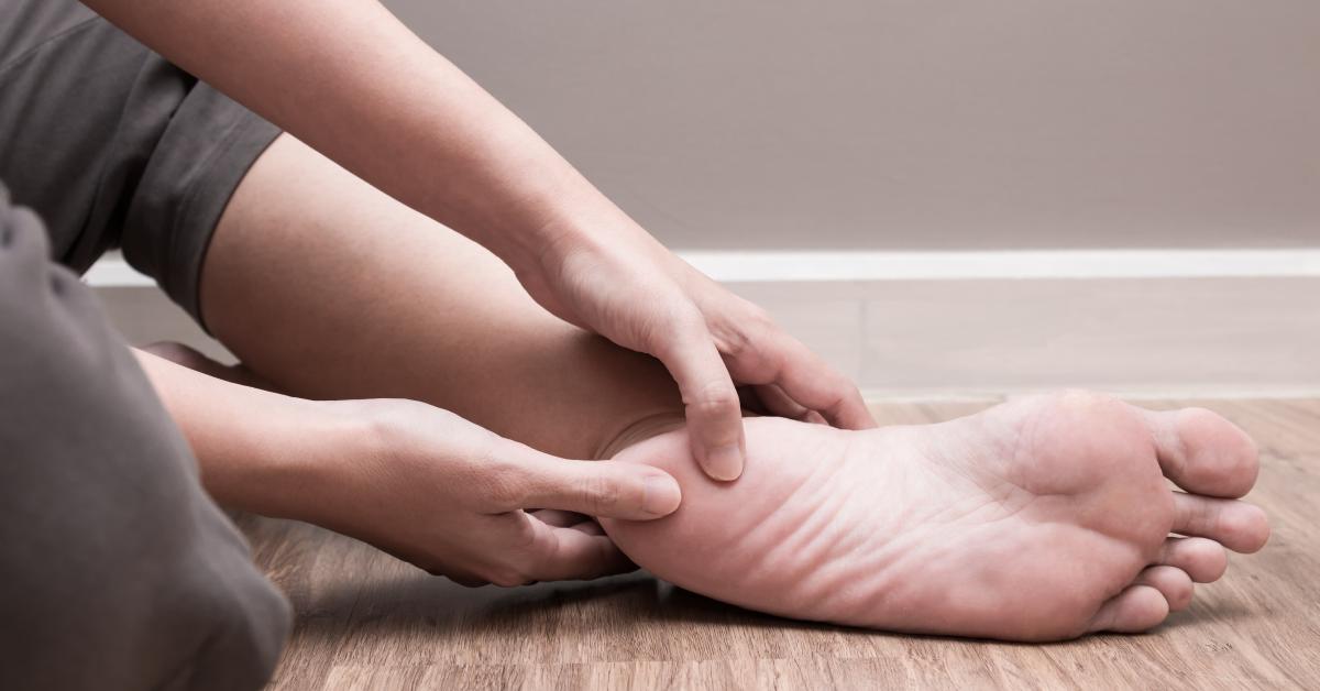 Ylläpidä jalkojesi terveyttä ja hyvinvointia